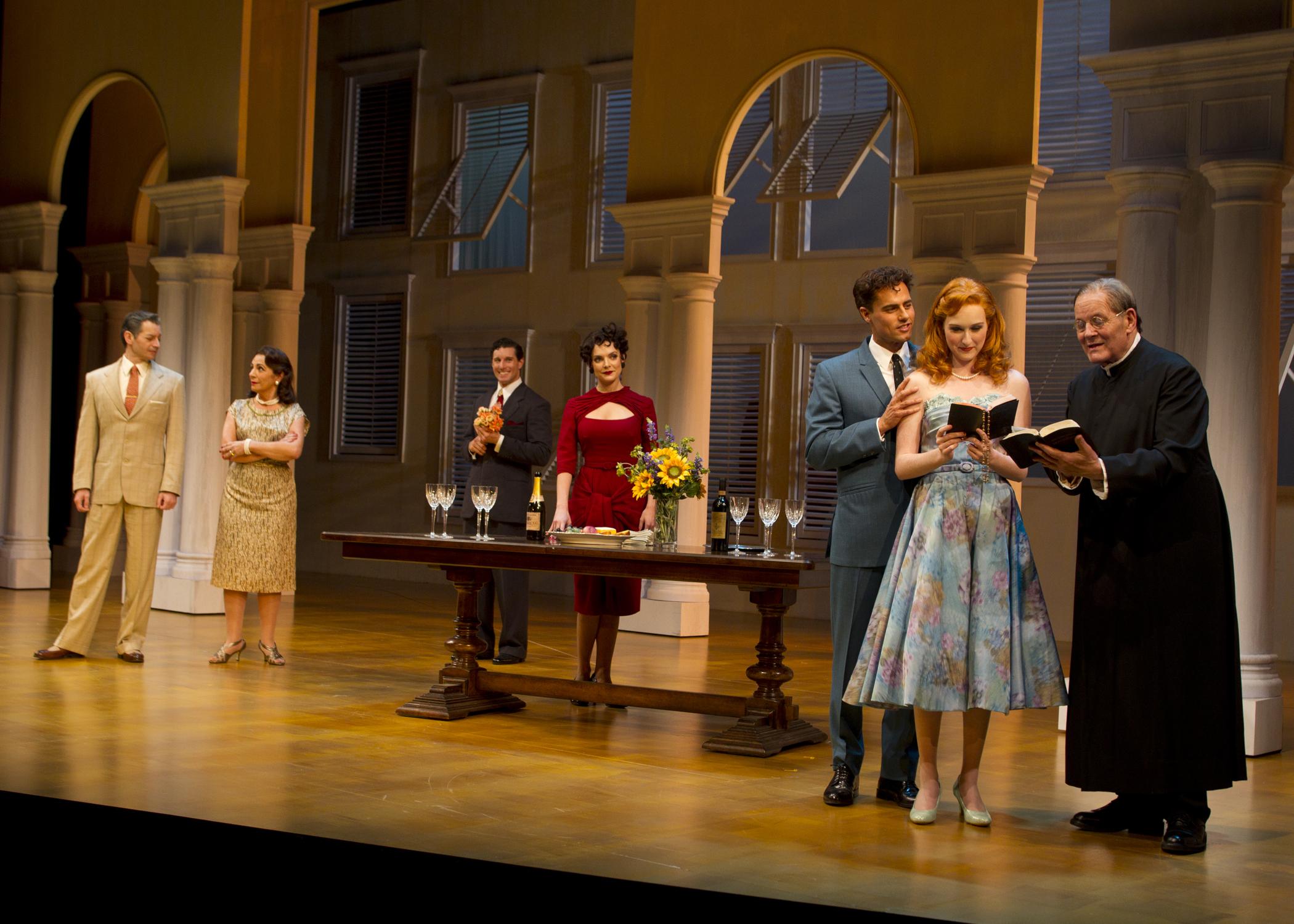 Theatre Wigs – Laura Caponera
